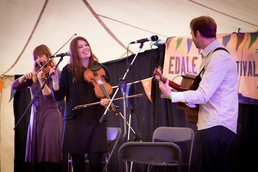 Bella Hardy Edale Folk Festival