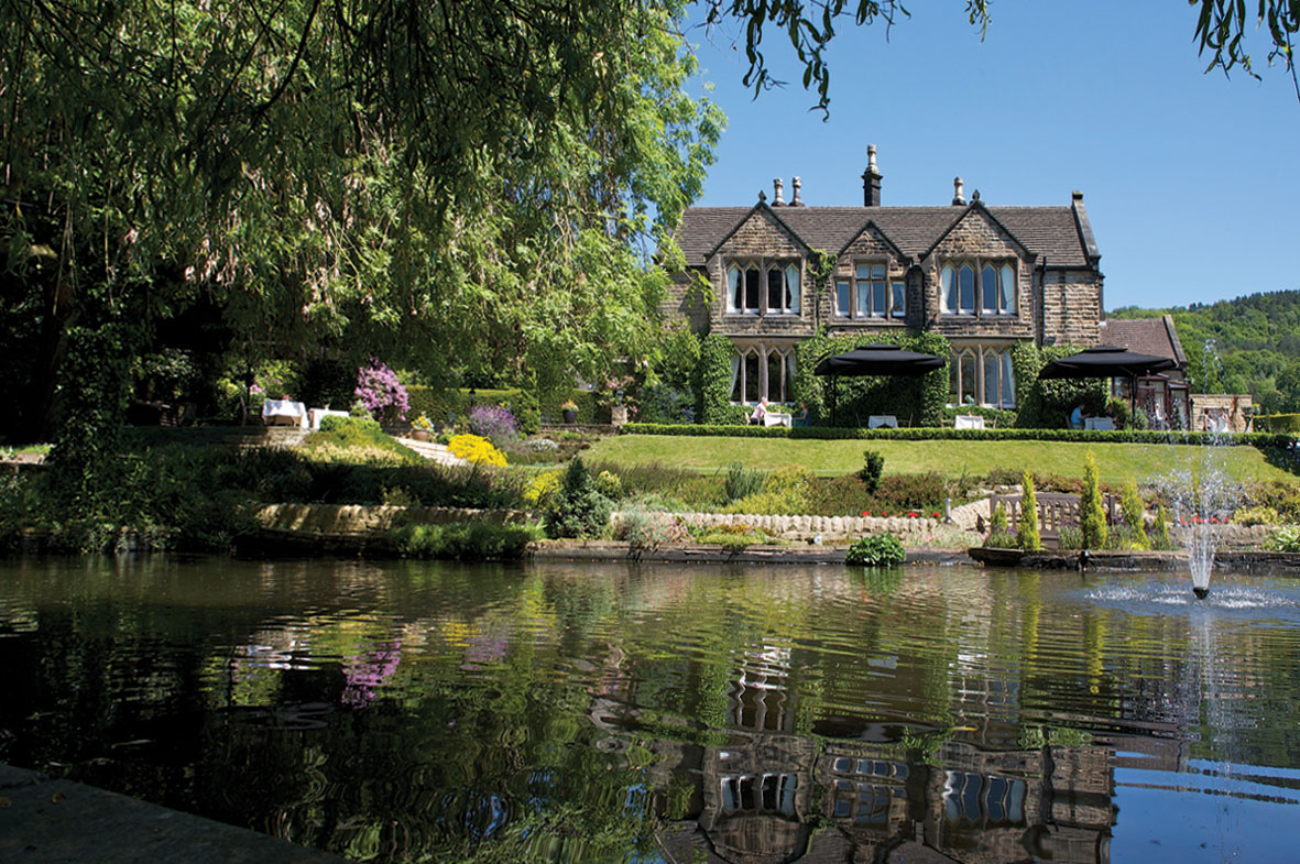 East Lodge Hotel And Restaurant Rowsley