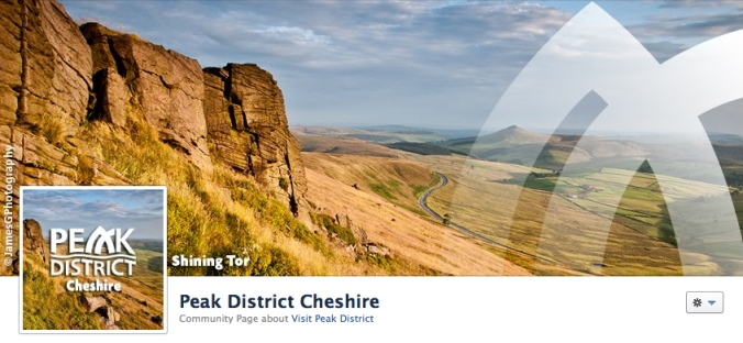 Peak District Cheshire