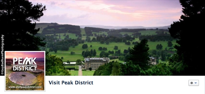 Visit Peak District Facebook