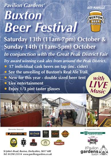 Buxton Beer Festival