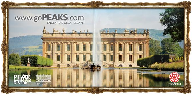 chatsworth house go peaks.com billboard