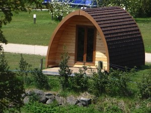 camping pod rivendale