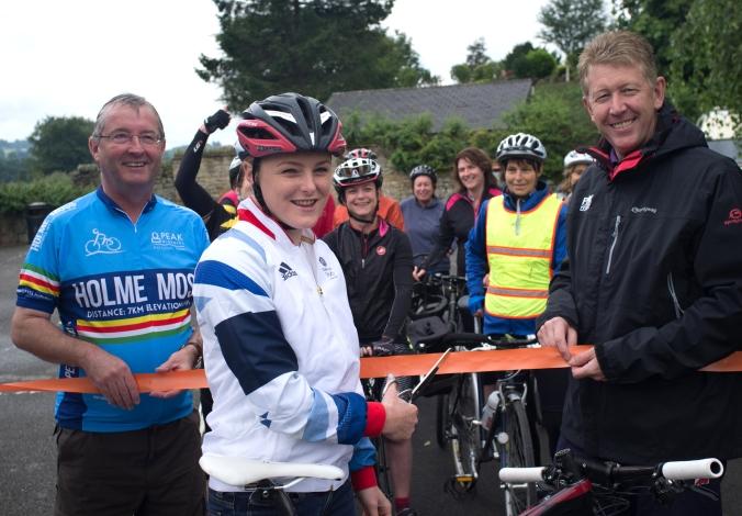 Peak District Cycling Festival Launch