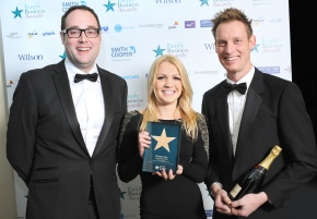 CW Sellors win retail excellence award