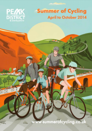 2014 Summer of Cycling Brochure