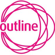 Outline TV logo
