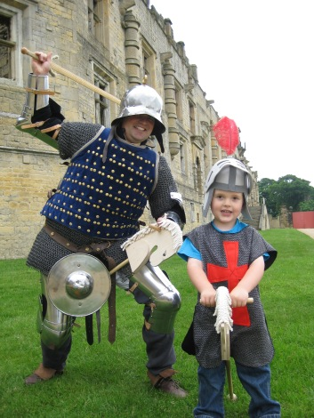 Knights School for Dads at Bolsover