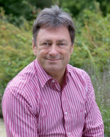 Alan Titchmarsh Copyright © BBC Gardeners World Magazine