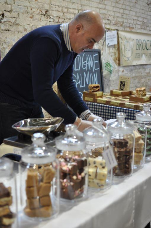 Susan Guy Fine Food Fair