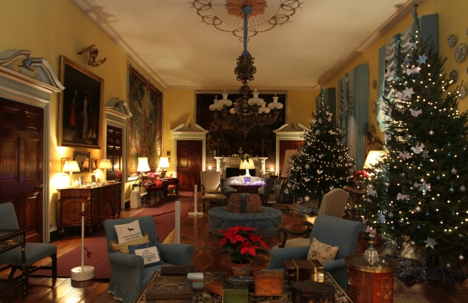 Renishaw Hall December Tours