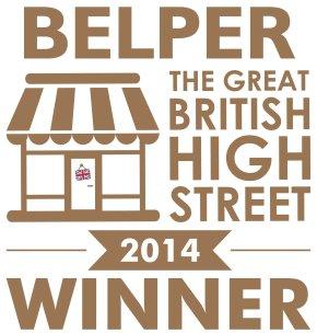Great Britush High Street Winner Signs 2014 JB1114