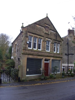 Old Glossop Coop