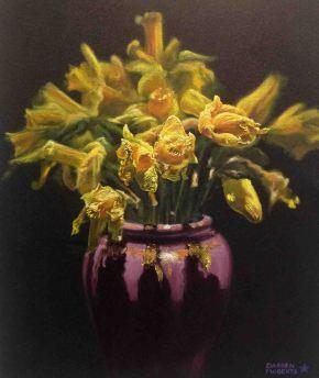 Daffodils by Darren Roberts