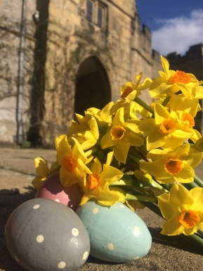 Easter at Haddon Hall