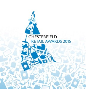 Chesterfield Retail Awards Logo Background