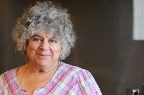 Miriam Margolyes appearing at the Buxton Festival