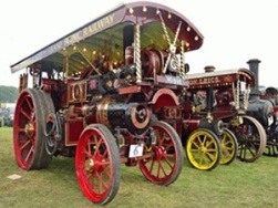 Cromford Steam Rally