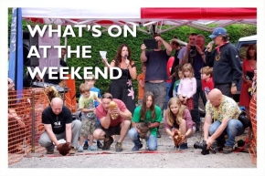 What's on at the weekend