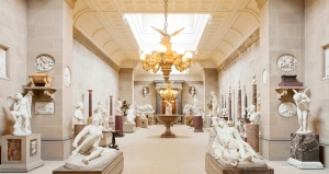 Sculpture Gallery at Chatsworth