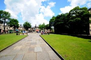 Glossop Memorial Park