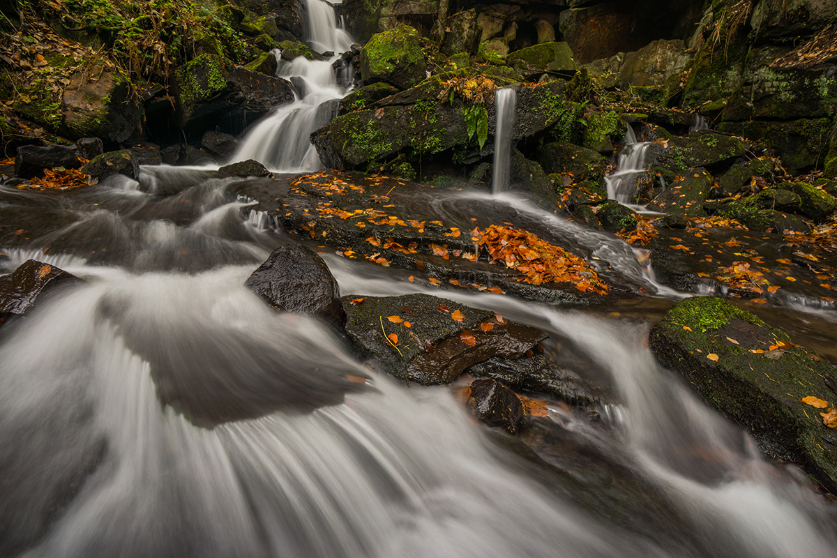 lumsdale-waterfall-autumn-peak-district-photography