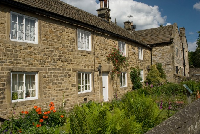 Eyam Plague cottages