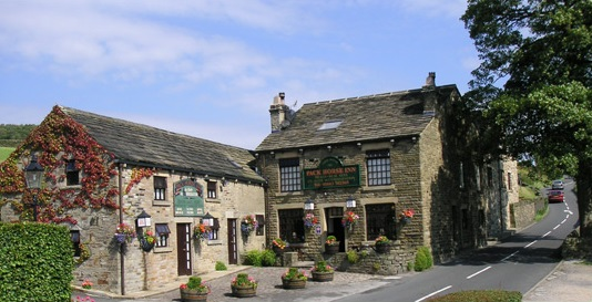 Pack Horse Inn 2