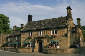 The Devonshire Arms (INN) Beeley Main image 1 sent 7th oct