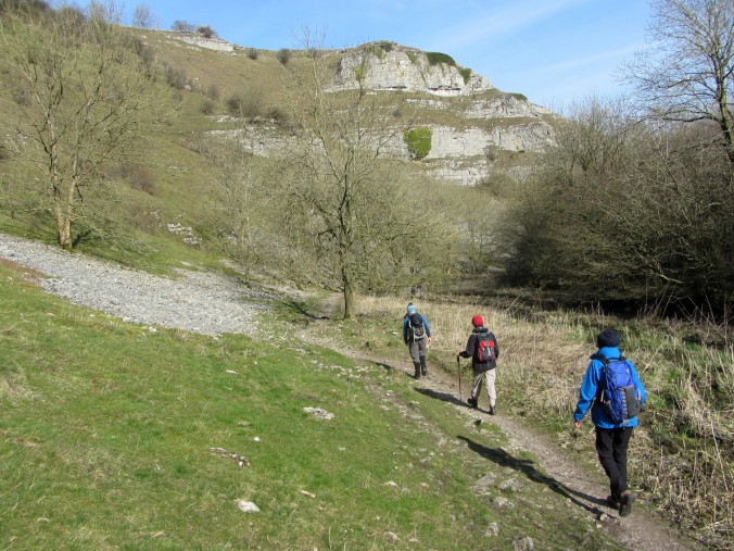 Lathkill Dale.  Peak Walking Adventures