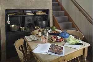 Slade House farm Kitchen