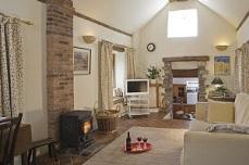 Slade House Farm -Slade Tops living rm