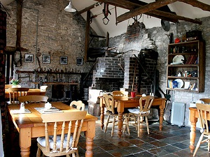 The Smithy B by H Breakfast Room