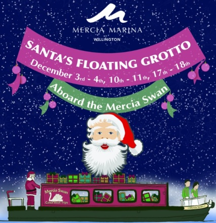 santas-floating-grotto-mercia-swan